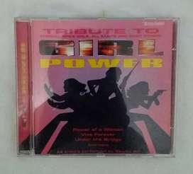 Spice girls all saints tribute to girl power cd original oferta