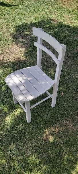 Vendo sillas de cocina