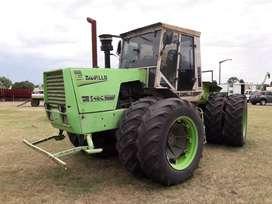 Tractor  zanello- 540c turbo año 1998