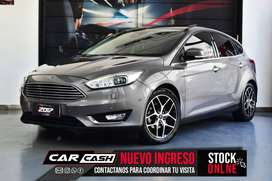 FORD FOCUS III TITANIUM 5P. 2.0 AT6 2018
