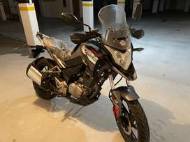 Moto Daytona DY 200