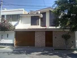 Venta Casa Urb.Santa Victoria Chiclayo
