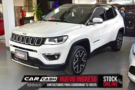 JEEP COMPASS LIMITED 4X4 2.4 AT