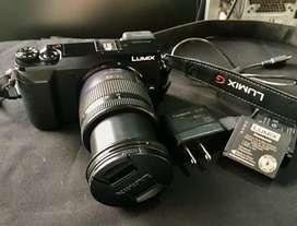 Camara Panasonic Lumix DMC-GX85