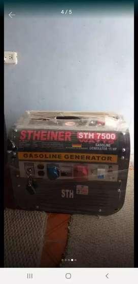Vendo un Generador de energía a gasolina.