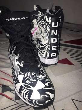 Zapatos para beisbol under amour