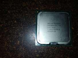 Intel Pentium Dual Core | 2.5 Ghz