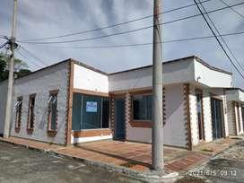 Casa en conjunto cerrado Excelente ubicación para valorización, compra a bajo precio para venta