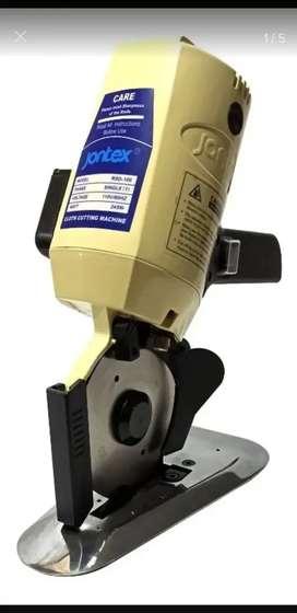 "Maquina cortadora de Tela marca Jontex original de 4"" pulgadas   RSD-100"
