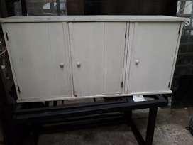 gabinete pura madera