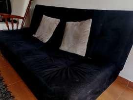 Sofa (cama) de aristas