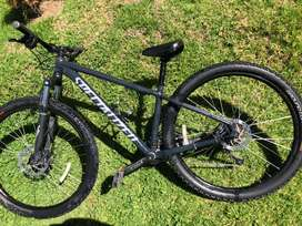 Bicicleta, specialized rockhopper