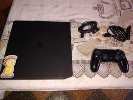 PS4 Slim 500gb + Joystick + juego Horizon