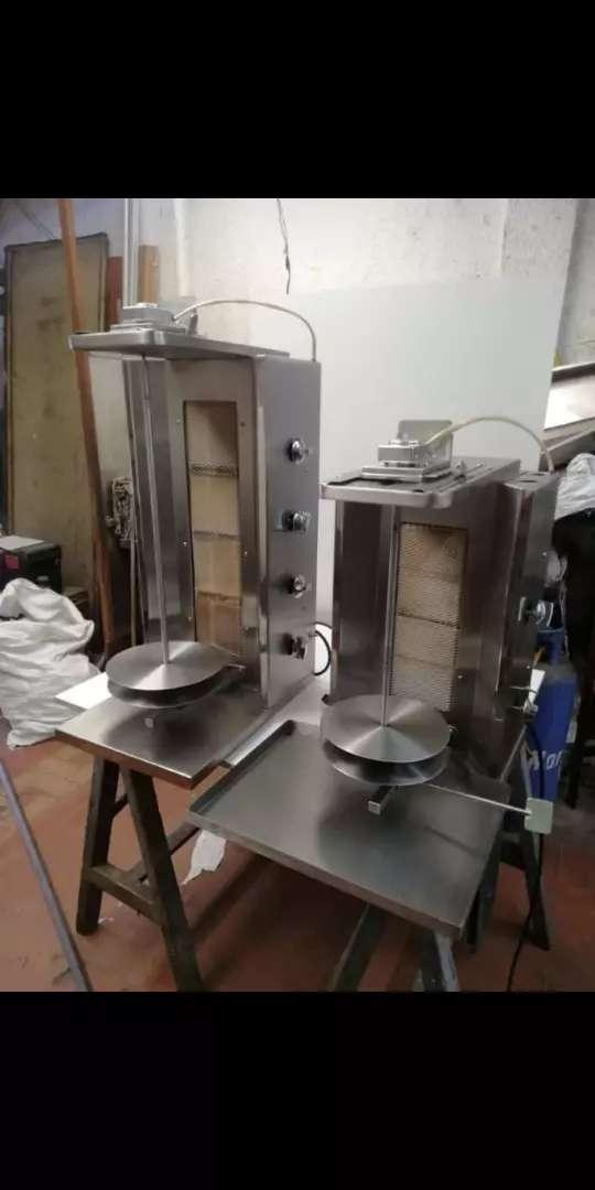 Kebab Shawarma Horno Incluye Capacitación Completa