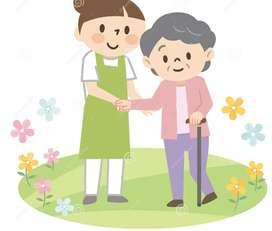 Enfermera / cuidadora adultos mayores/ primeros auxilios!