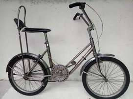 Bicicleteria clásico