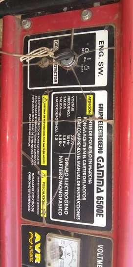 Generador de energia Gamma 6500 3462626600