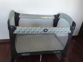 Cuna Corral Cambiador Graco Pack & Play