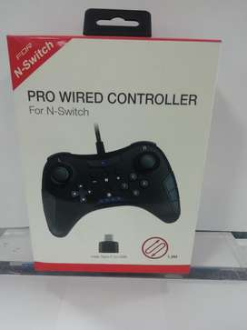 Control Pro con Cable N Switch
