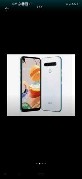 Celular LG k 61
