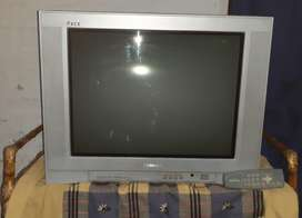 Televisor TOSHIBA, 21  pulgadas, muy cuidado!