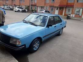 Renault 18 cilindraje 1400
