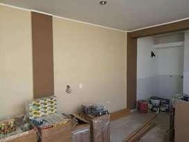 Construcción en seco drywall