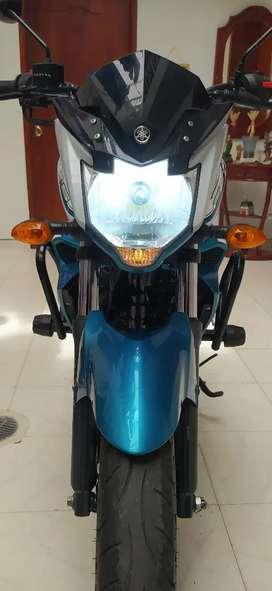 Vendo moto Yamaha fz 2.0 modelo 2019
