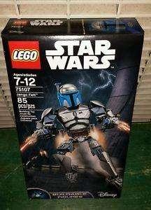 Jango Fett LEGO STARWARS 75107
