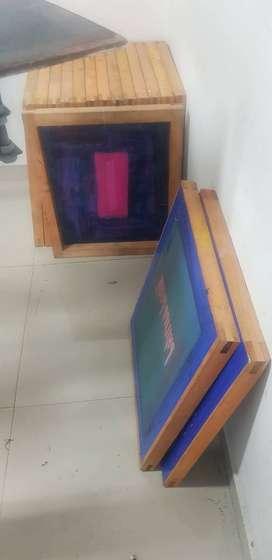 Pulpo de Estampación de 6x4 FARKAS