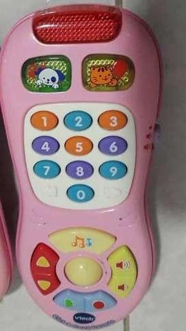 Telefono celular interactivo Vtech