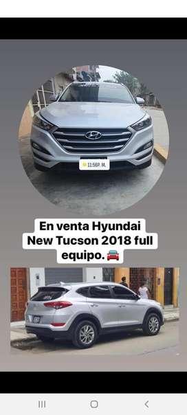 Se vende Hyundai New Tucson