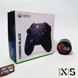 Control Xbox inalámbrico Series X S CARBON BLACK QAU-00001