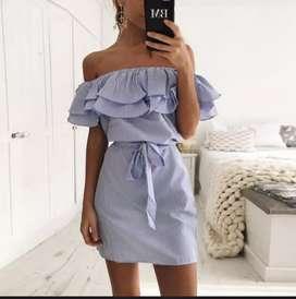 Hermoso vestido de verano