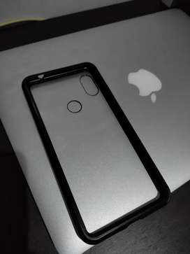 Case magnético Xiaomi redmi note 6 pro