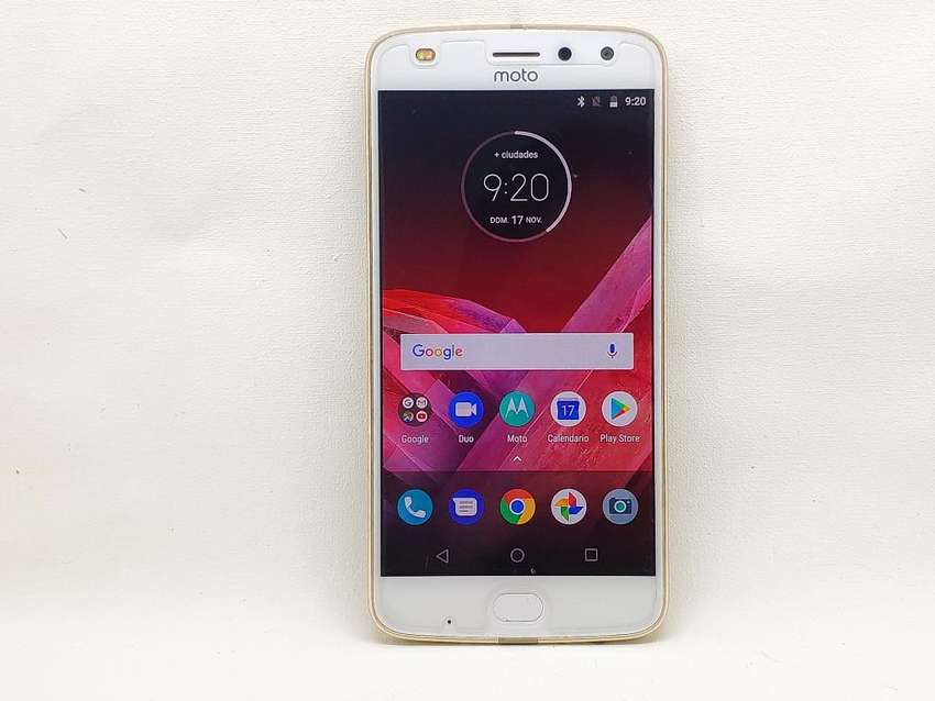 Motorola Moto Z2 Play Libre 0