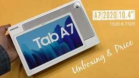 Vendo tables Samsung tab A7