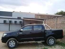 Toyota Hilux 4x2 3.0 SR 2008