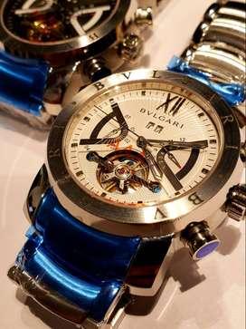 Reloj Acero Bvlgary / Bulgary Automático