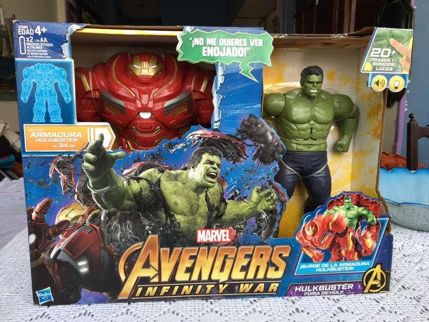 Marvel Avengers infinity war HULKBUSTER HULK 0
