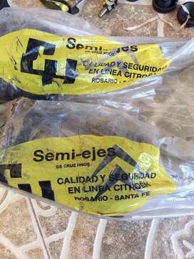 Semi ejes citroen 3CV Mehari