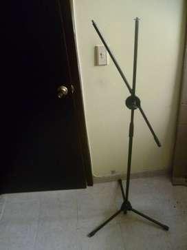 Base Microfono (doble brazosin clips)precio negociable
