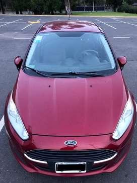 Ford Fiesta Kinetic Sedan S Plus 1.6 Excelente Estado!! Listo para transferir! Unico dueño.