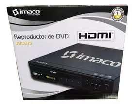 DVD IMACO HDMI 215
