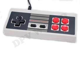 Control Classic Tipo Nintendo Nes Entertainment 10 Botones