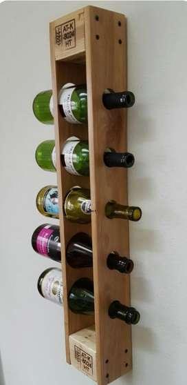Vinotecas artesanales