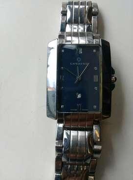 Antiguo Reloj Candino.suizo Original
