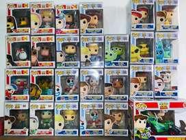 Vendo coleccion completa de funko pop toy story