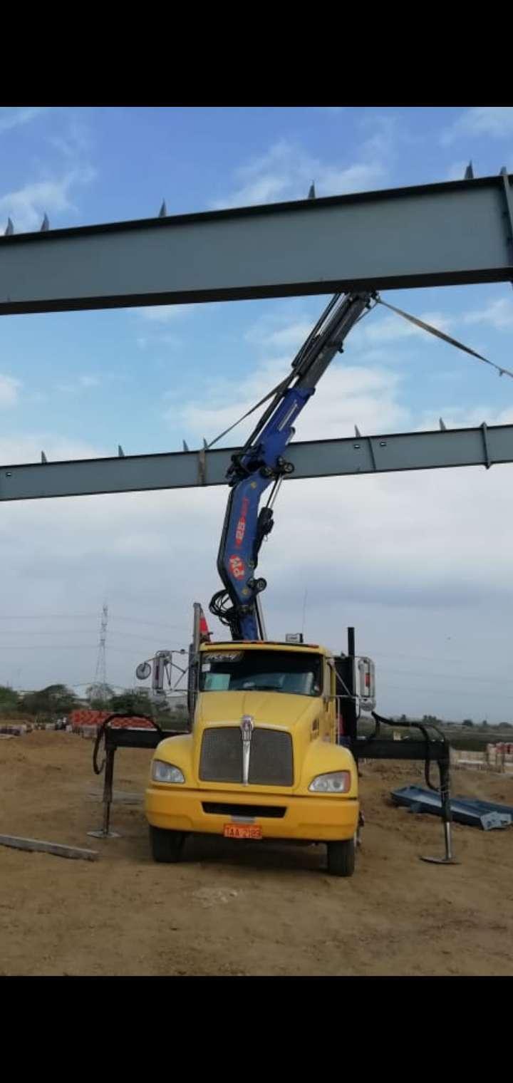 Se alquila camiónes grúa  Guayaquil 0