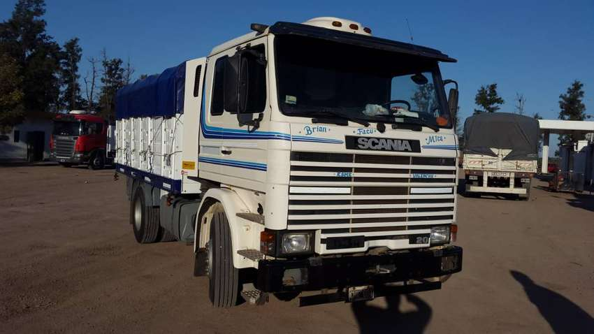 Scania 320 mod. 98 13 marchas 0